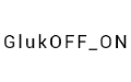 GlukOFF ON logo